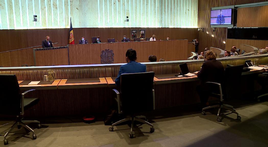 El PS proposa pactes d'Estat sobre l'habitatge i la justícia i Terceravia estén la mà malgrat la manca de concreció d'Espot