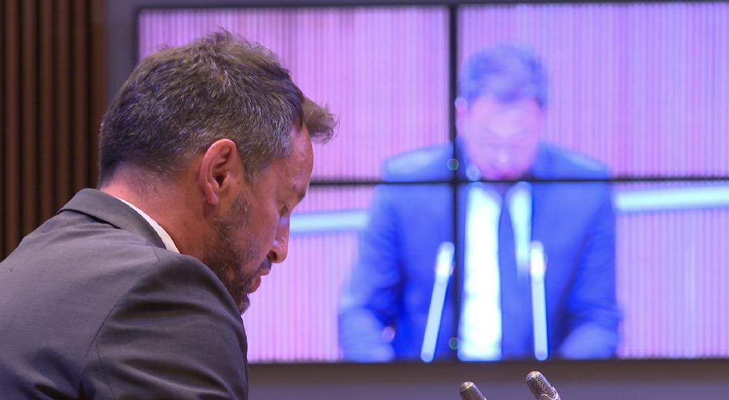 El PS se sent estafat per l'assessor en l'afer del discurs plagiat, però descarta accions legals