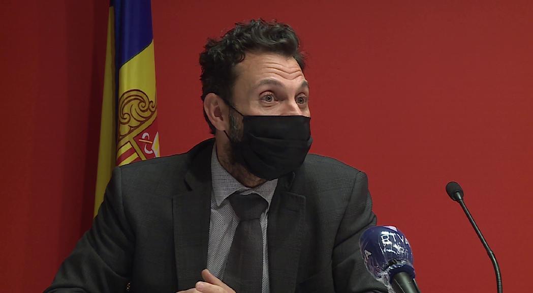 El PS titlla de partidistes les crítiques del cap de Govern al Comú d'Escaldes