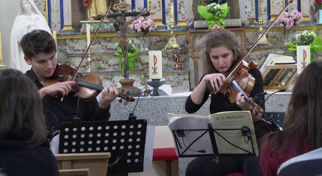 Quartet Vivancos interpreta peces de Mozart i Xostakóvitx a Soldeu