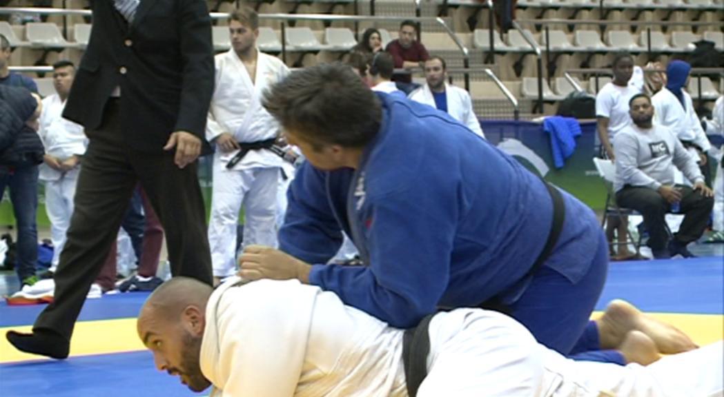 Quatre medalles per als judokes locals a la Copa de Govern