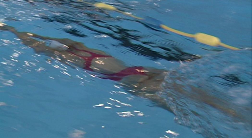 Quatre rècords d'Andorra per tancar el Campionat d'Espanya de piscina curta