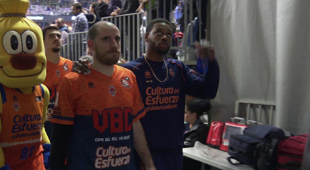 Quino Colom s'incorpora al Baskonia fins a final de temporada