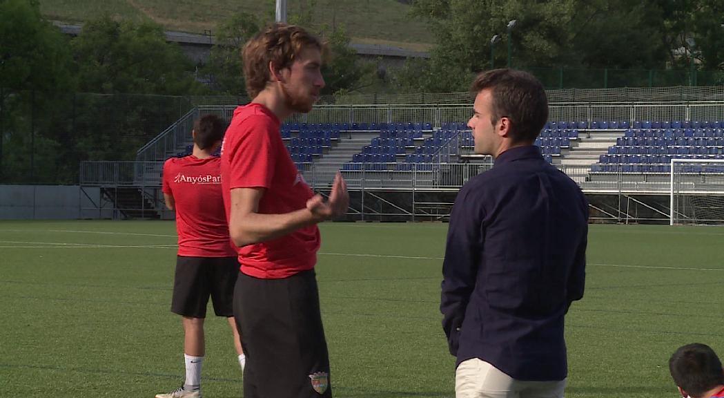 Bones notícies per al Futbol Club Andorra, que recupera un