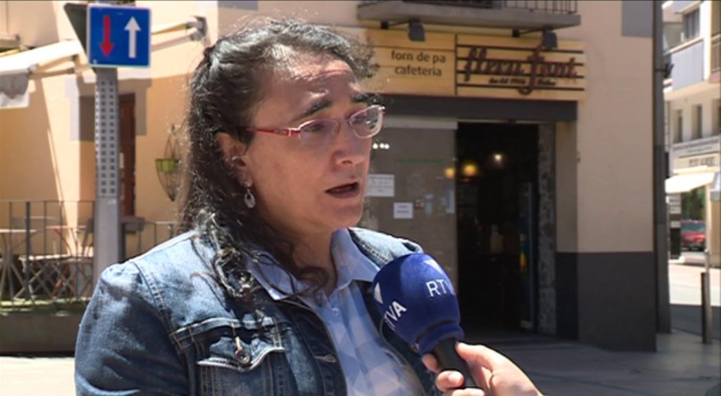 Recollida de signatures perquè el transport públic torni a passar pel centre històric de la capital