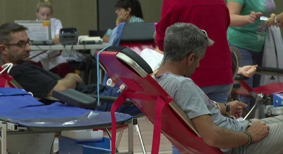 Rècord de donacions de sang en la darrera campanya