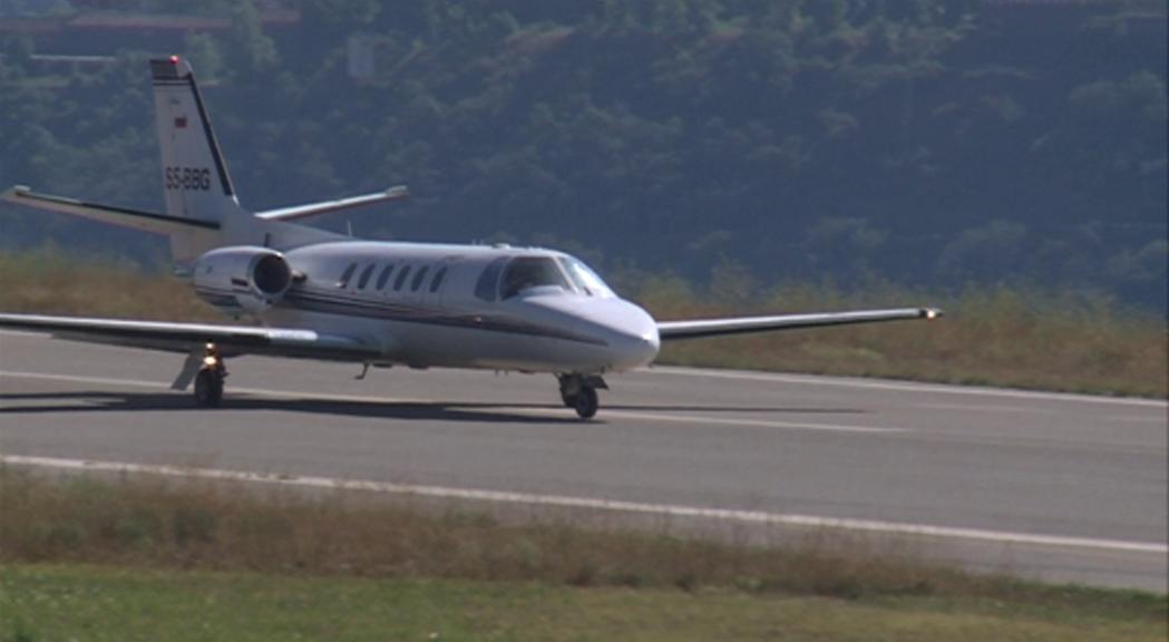 Recta final per a la validació del GPS a l'aeroport d'Andorra-la Seu