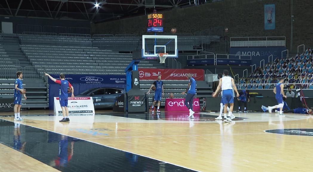 La recuperació d'efectius i les bones sensacions al MoraBanc Andorra revifen les opcions de jugar el play-off