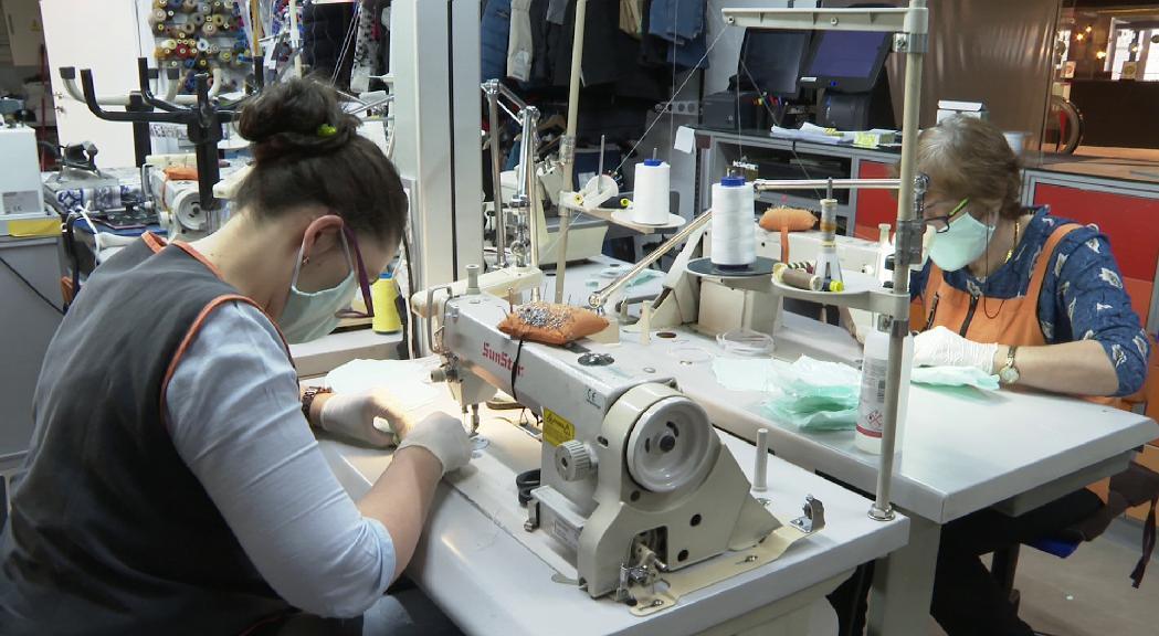Remesa de 1.700 noves unitats de Mascaretes Andorra