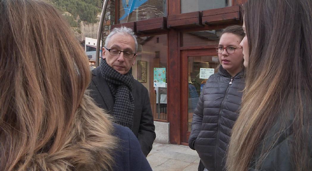 La renovació de l'aplicació de turisme i propostes per a Soldeu, a Canillo