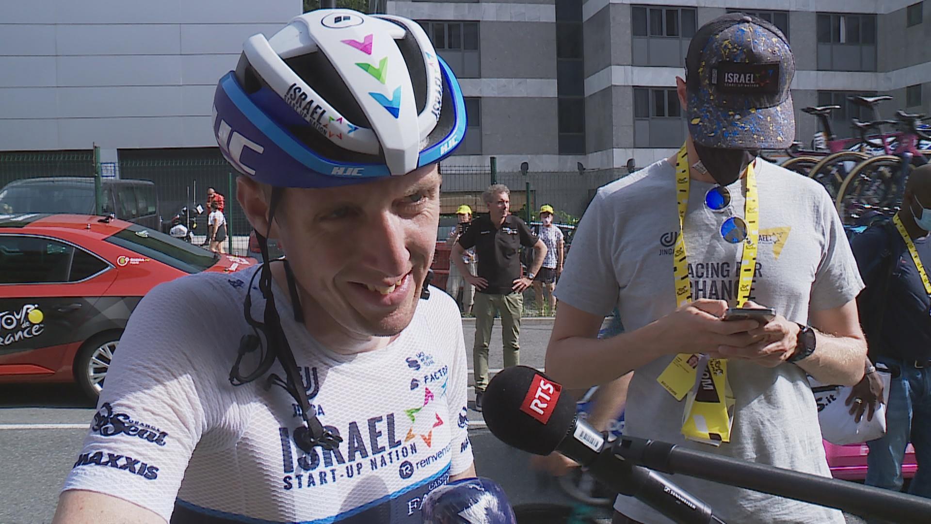 El resident Dan Martin deixa el ciclisme professional