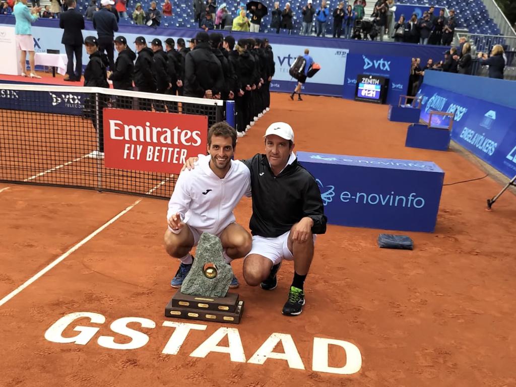 El resident Egan Bernal guanya el Tour i Albert Ramos s'imposa a l'ATP de Gstaad