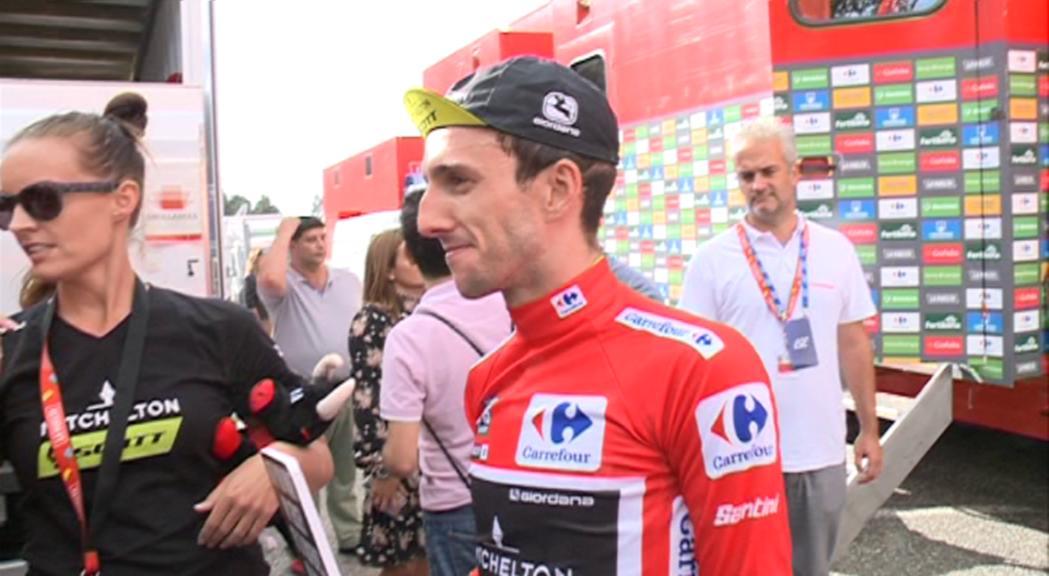 El resident Simon Yates no defensarà el mallot vermell de la Vuelta
