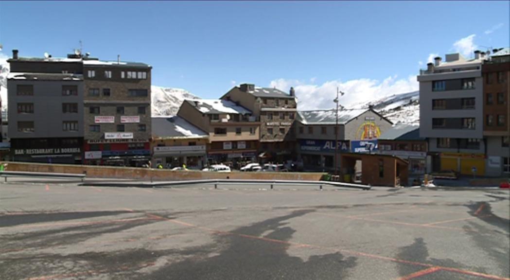 La reubicació dels treballadors del Pas és la principal preocupació dels empresaris de la localitat