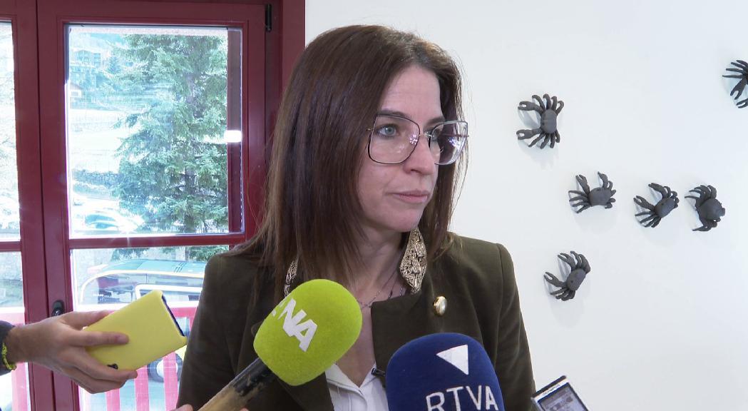Riva espera els informes tècnics per actuar a Sant Vicenç d'Enclar