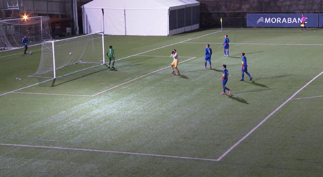 Els rivals del FC Andorra a Segona B hauran de passar un test abans de cada partit