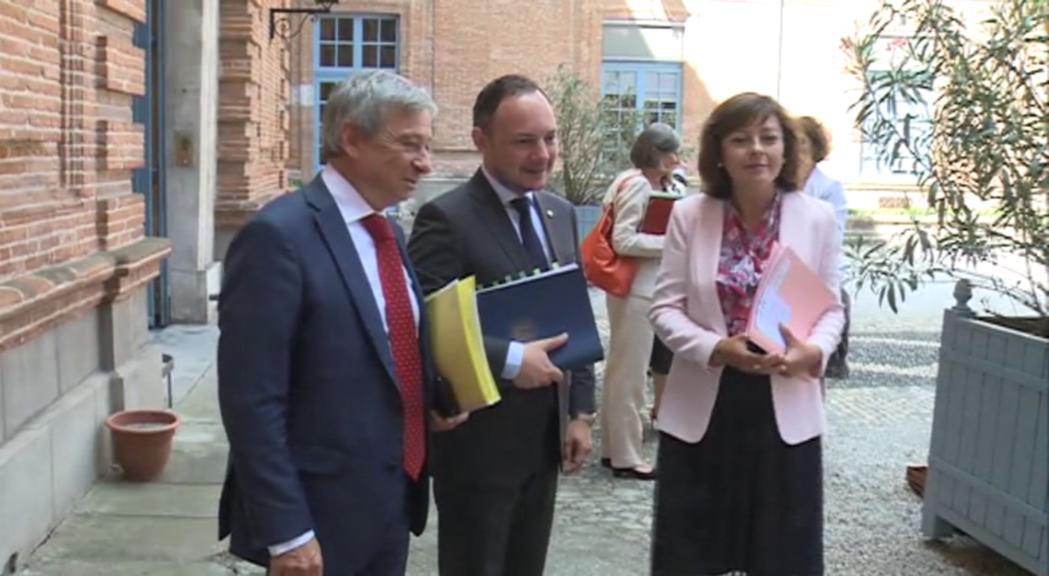 La RN-22 i la seguretat centren les trobades a la prefectura d'Occitània