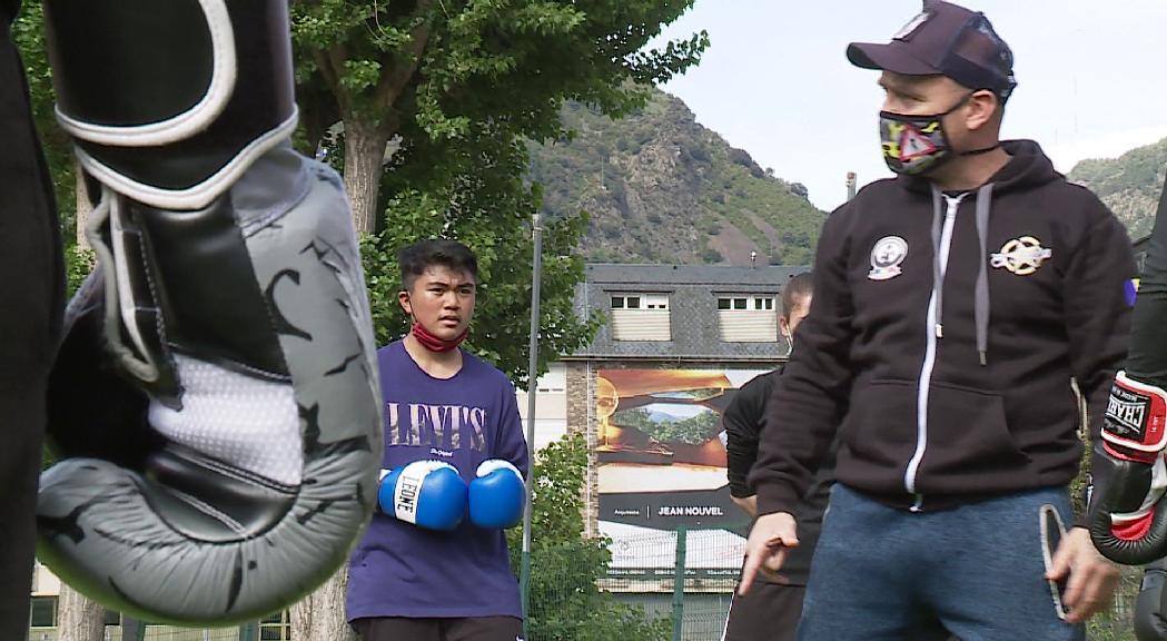 Robert PIjuan substitueix Freddy Calero com a seleccionador nacional de boxa