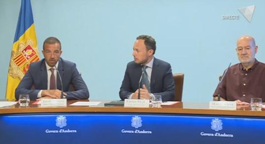 Aquest dilluns el Govern ha convocat un consell de ministres extr