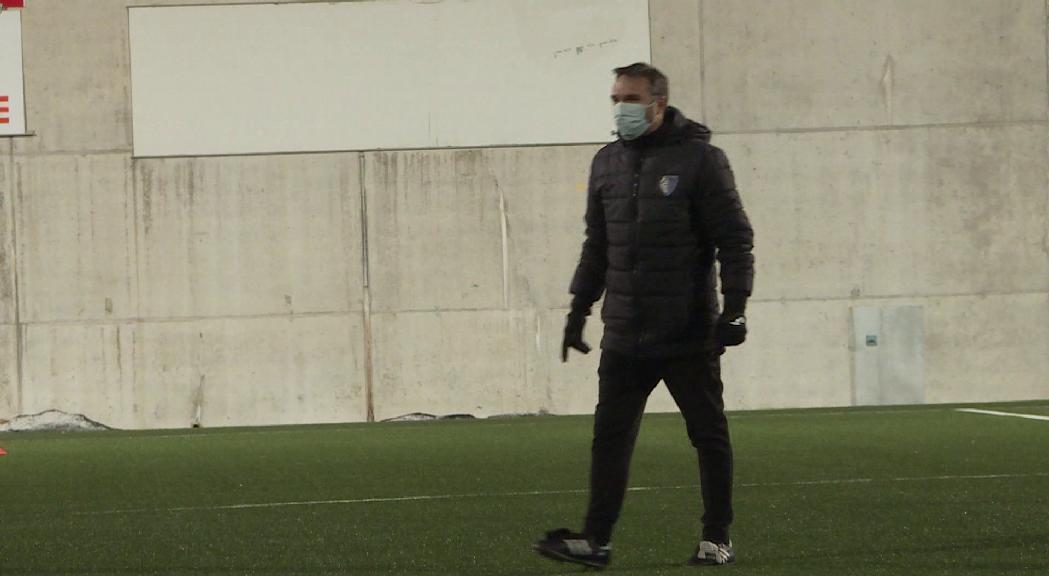 Rodri deixa la banqueta de l'Inter d'Escaldes pel Vila-real