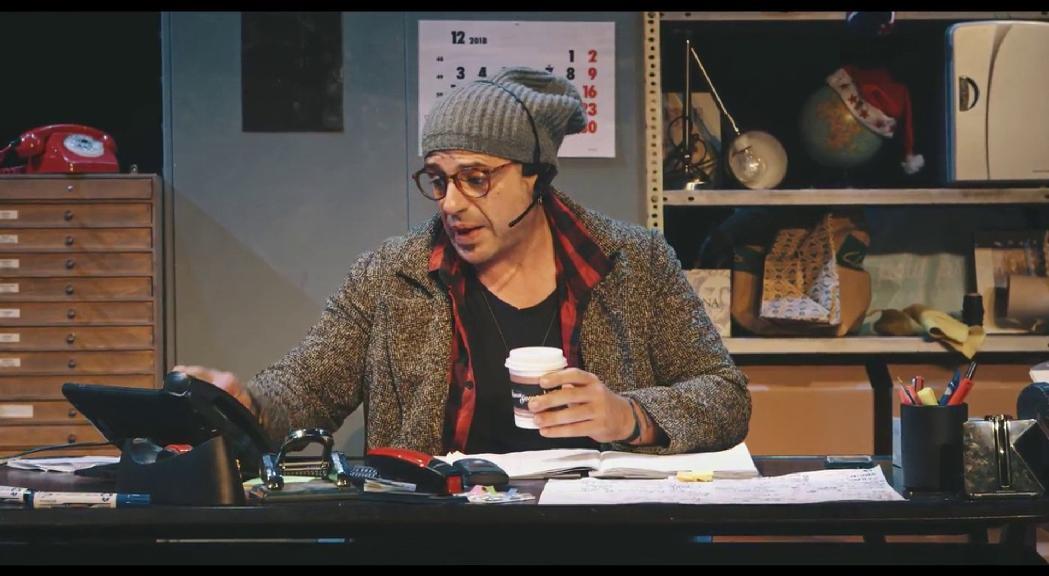 Roger Pera torna als escenaris andorrans amb 'Quina Feinada!'