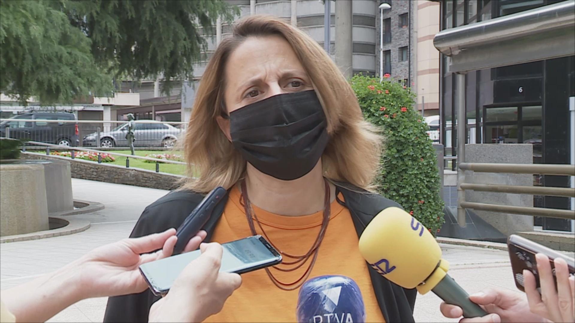 Rosa Gili anuncia la seva baixa del PS