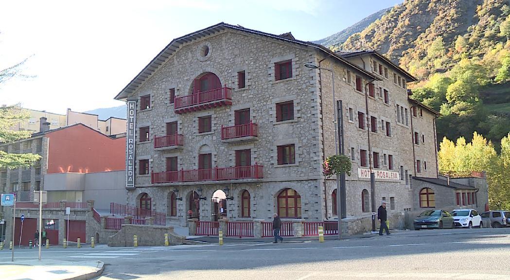 L'hotel Rosaleda oferirà una jornada de portes obertes els