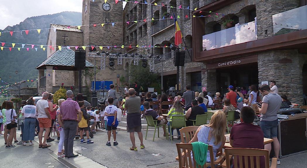 El Roser d'Ordino dona el tret de sortida a les festes majors