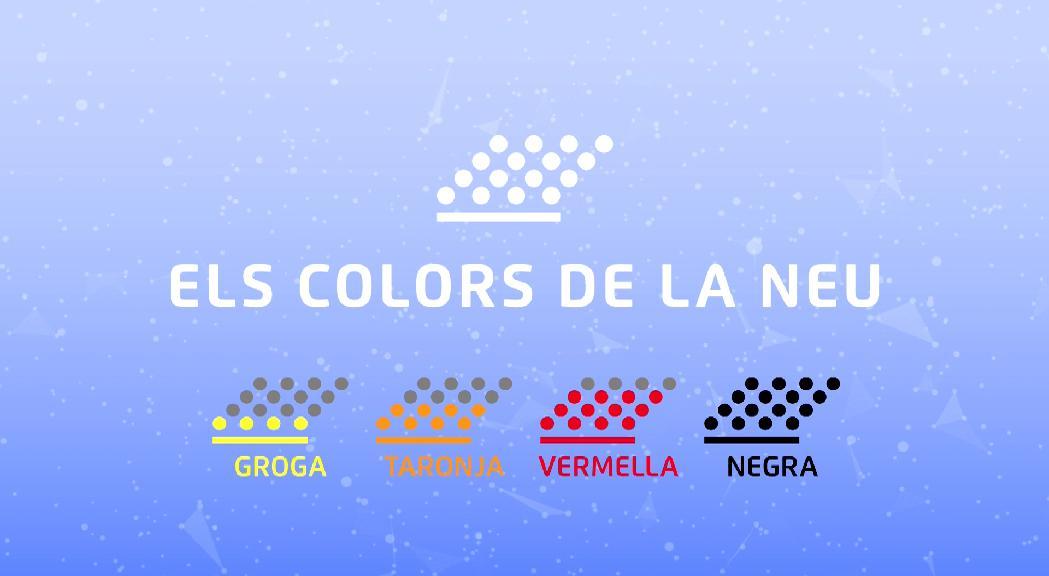 RTVA estrena la nova campanya dels colors de la neu a la carretera en col·laboració amb Mobilitat