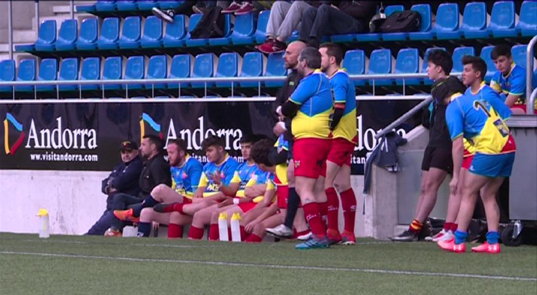 El rugbi de 7 s'estrenarà als Jocs dels Petits Estats de Malta 2023