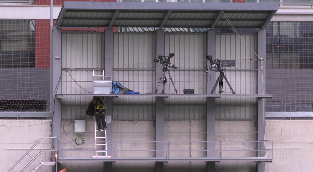 El rugbi no veu clar poder jugar amb les noves estructures per a la televisió de l'Estadi Nacional