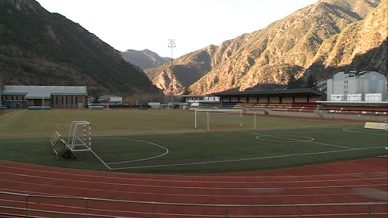 S'ajorna per les pluges el Campionat d'Andorra d'atletisme