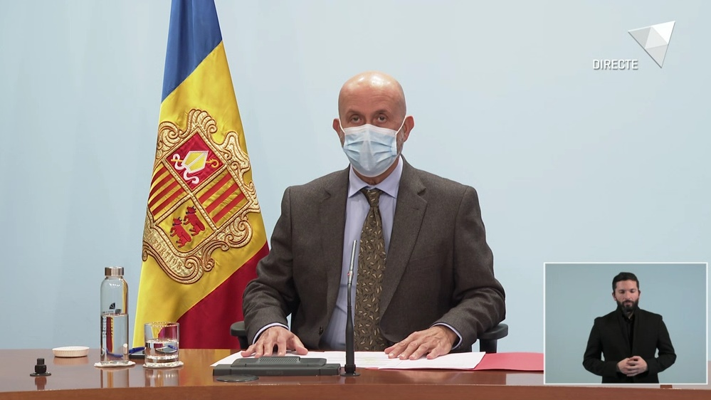 Salut farà un estudi a Sant Vicenç d'Enclar per identificar si el brot ha estat provocat per una soca de la Covid-19 més infectiva