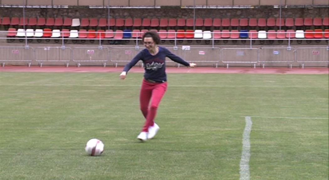 Samantha Reyes, testimoni privilegiat de la progressió del futbol femení