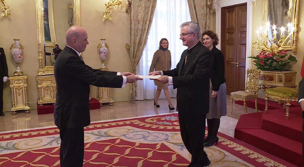 San Marino també considera clau aconseguir excepcions en la lliure circulació de persones