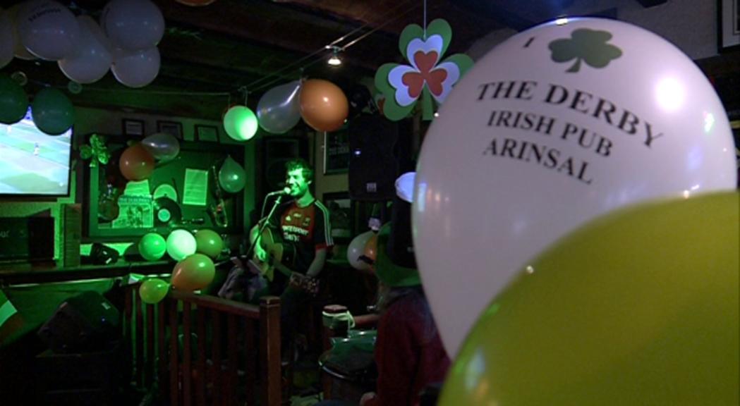 Saint Patrick's Day se celebra també a Andorra