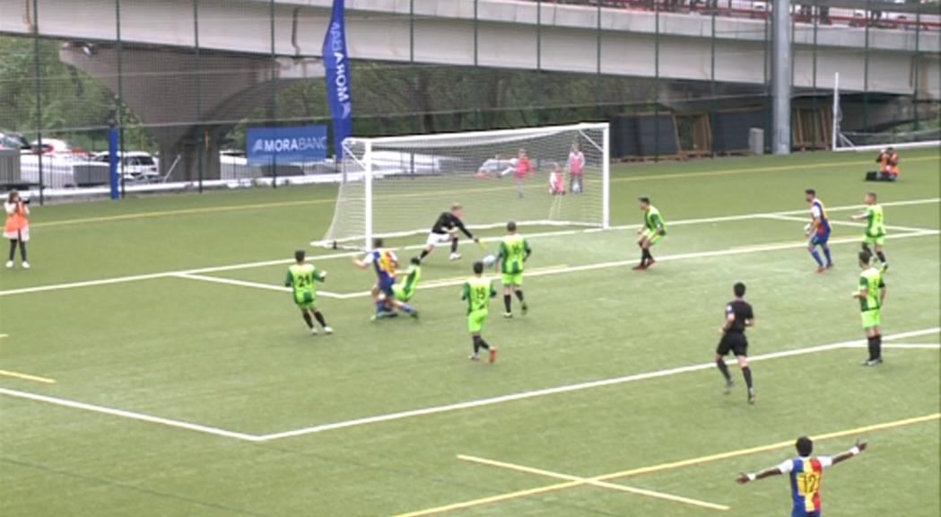 Sanció de 5.300 euros al FC Andorra per infracció a la llei d'immigració l'any passat