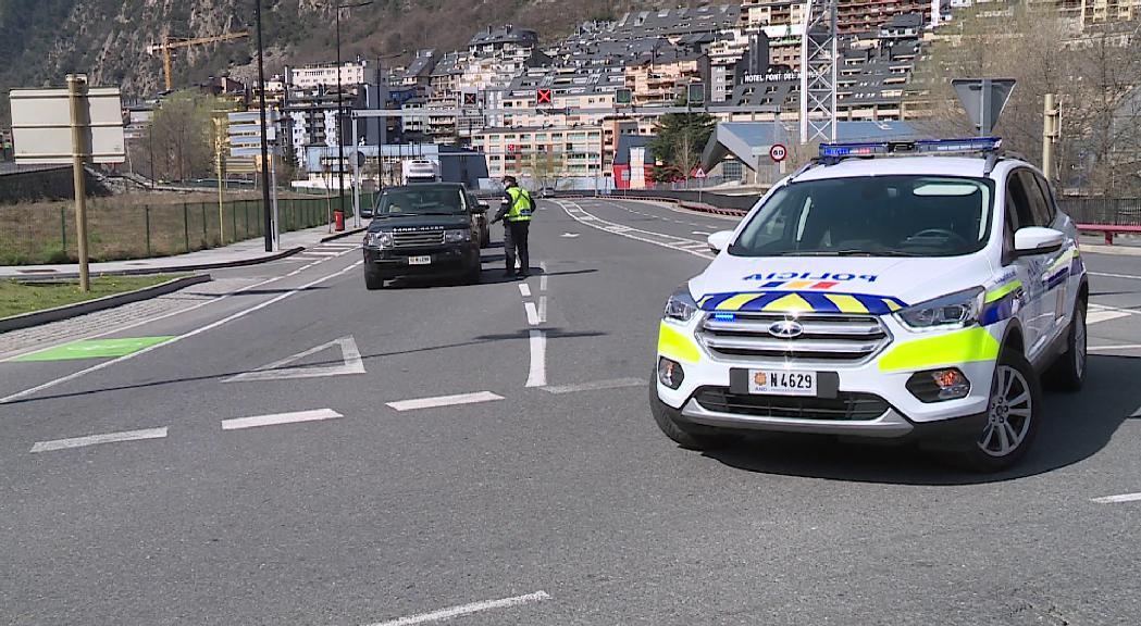 Sancions de fins a 15.000 euros per incomplir l'estat d'alarma