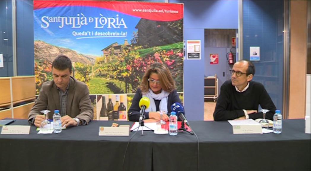 Sant Julià dedicarà tres dies als vins de muntanya