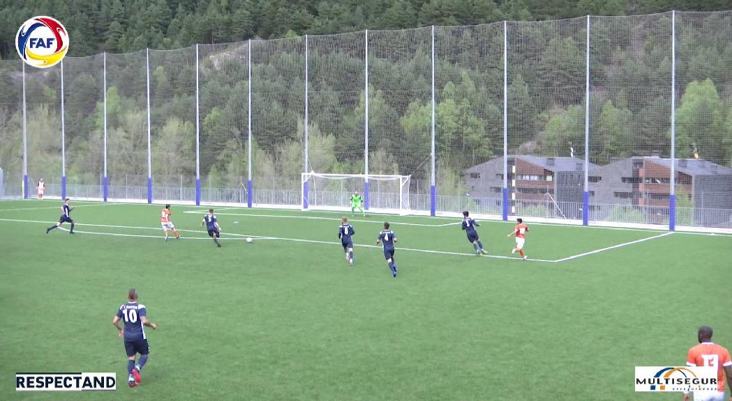 El Sant Julià necessita un punt a l'última jornada per ser segona a la lliga i jugar a Europa