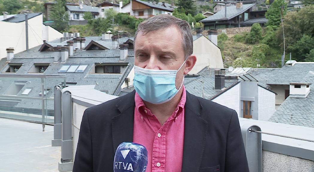 Sant Julià vol instal·lar la deixalleria i el magatzem comunals afectats per l'esllavissada de la Portalada al Prat de la Teresa