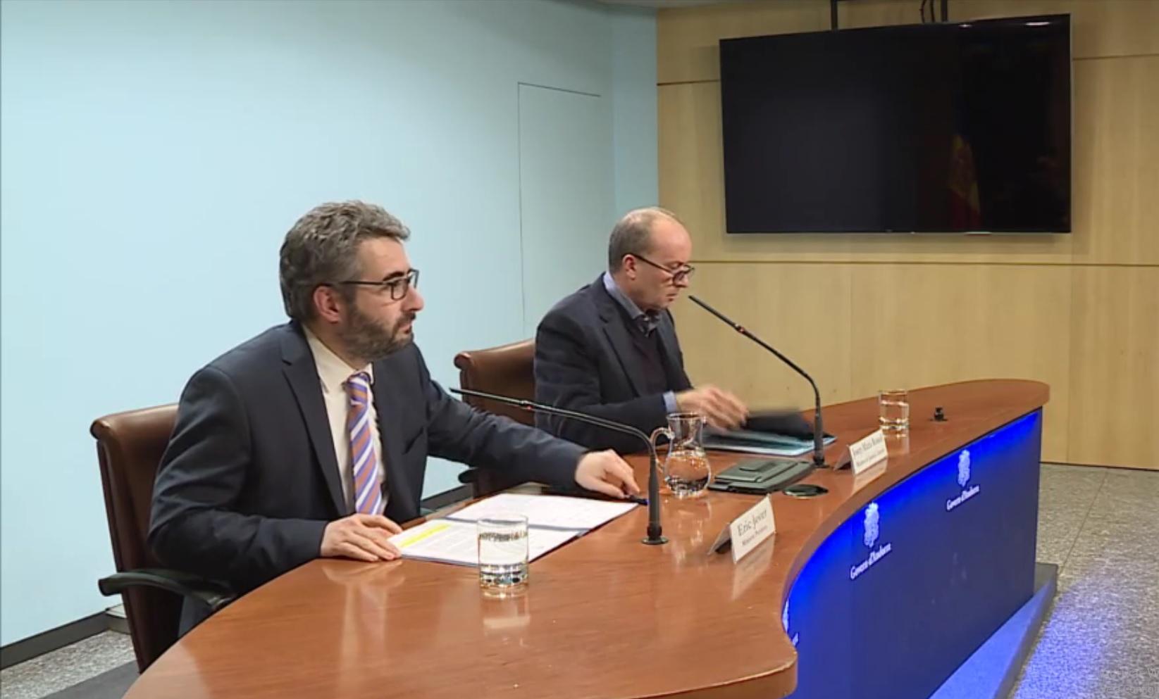 S'aprova la convocatòria per seleccionar un nou notari que podria començar a exercir el febrer del 2021