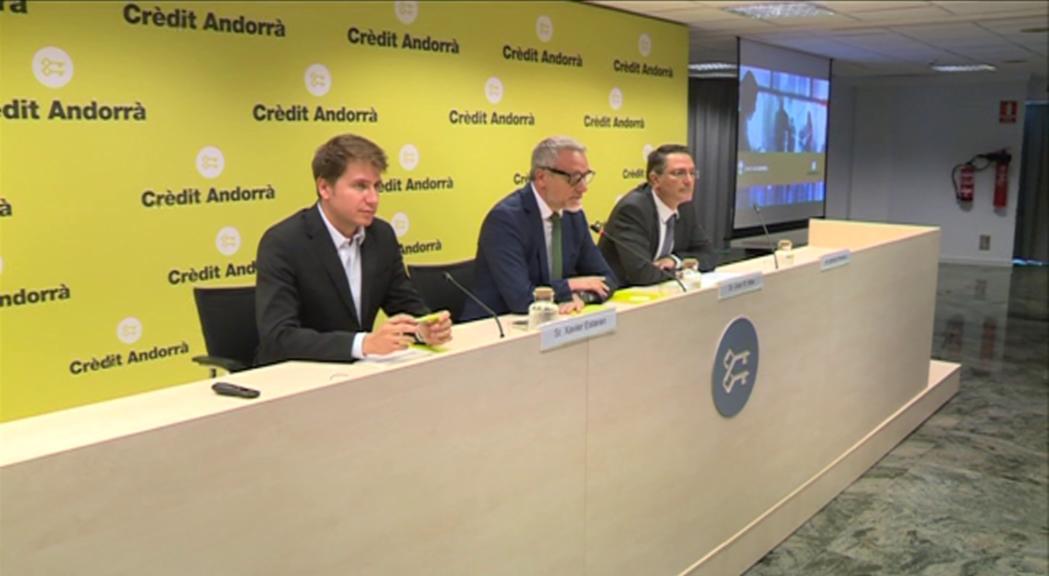 L'Scale Lab de Crèdit Andorrà impulsarà set empreses emergents entre més de 300 candidates