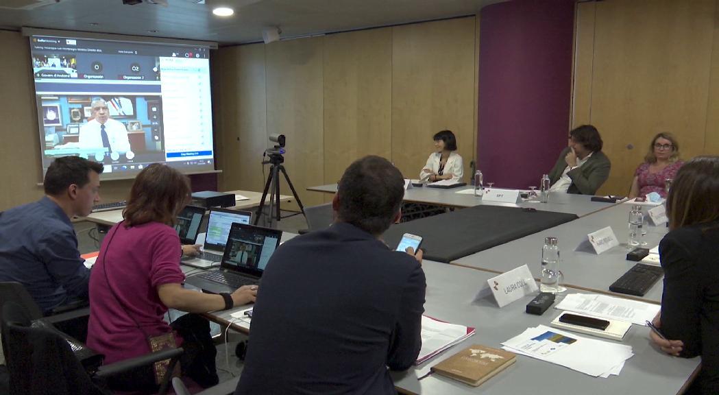 La secretaria Pro Tempore reprèn el calendari de reunions preparatòries per la Cimera Iberoamericana