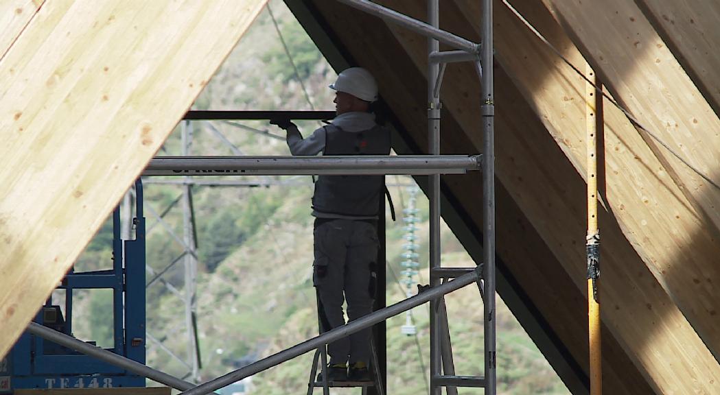 El sector de la construcció pateix importants obstacles per la manca de subministrament de matèries primeres a escala mundial