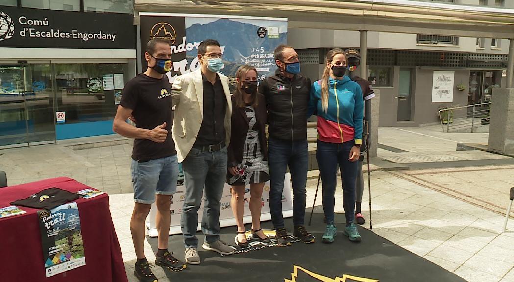 La segona edició de l'Sportiva Andorra Trail, adaptada a la Covid-19, fregarà els 200 participants