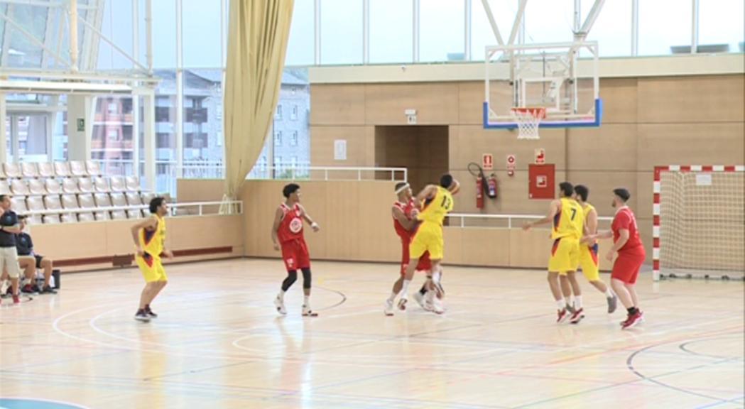 Andorra va guanyar el primer partit del Torneig internacional con
