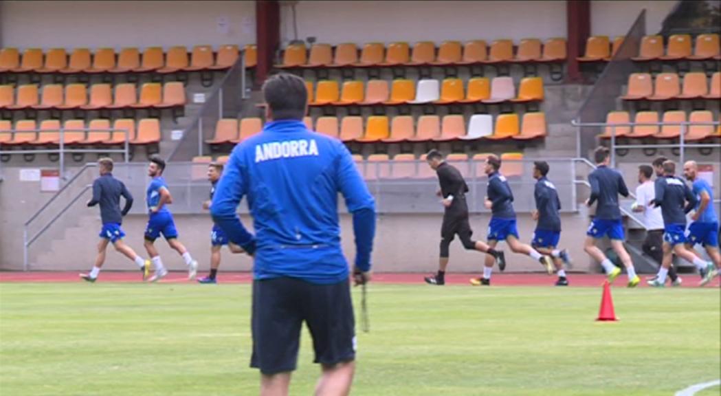 La selecció comença a preparar el duel contra Turquia