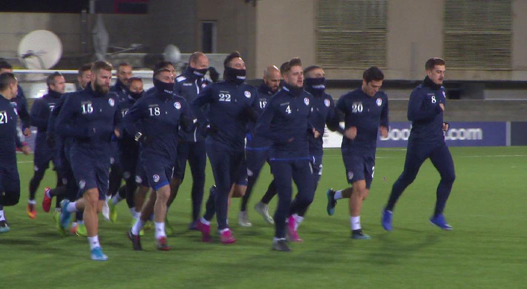 La selecció de futbol jugarà un amistós contra Moldàvia el 26 de març