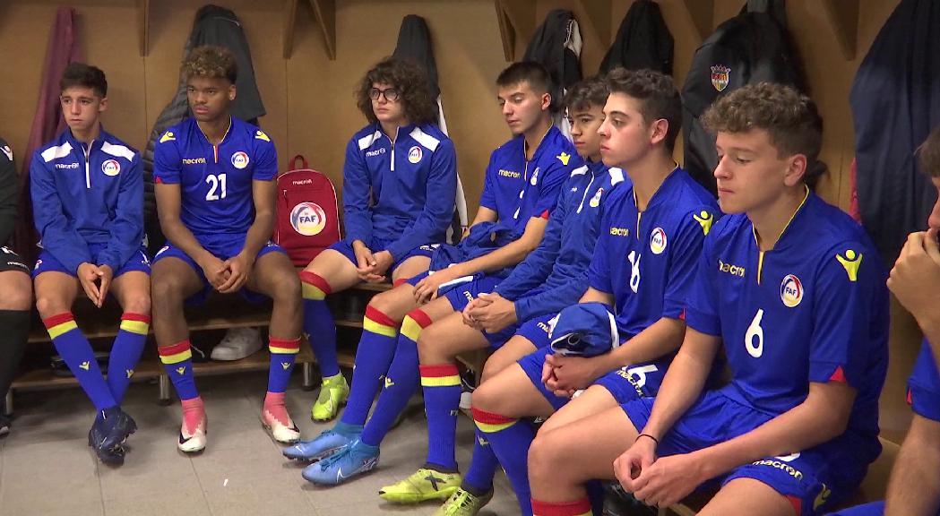 Les seleccions de futbol sub-19 es queden sense jugar la classificació per al Campionat d'Europa